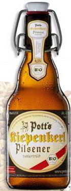 Logo Pott`s Kiepenkerl Bio Pilsener