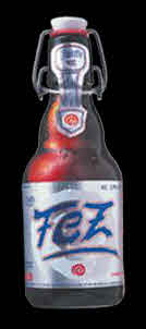 Logo Pott`s Fez Cola Bier