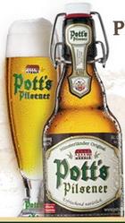 Logo Pott`s Pilsener