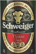 Logo Schweiger Dunkler Bock