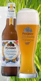 Logo Pyraser Federleichte Weiße