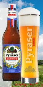 Logo Pyraser Hefeweizen Alkoholfrei
