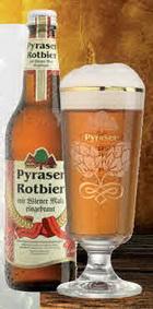 Logo Pyraser Rotbier