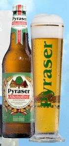 Logo Pyraser Alkoholfrei