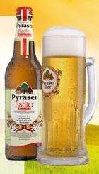 Logo Pyraser Radler Alkoholfrei