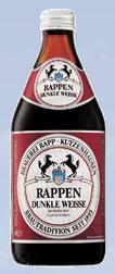 Logo Rappen Dunkle Weiße
