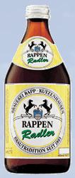 Logo Rappen Radler