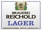 Logo Brauerei Reichold Lager