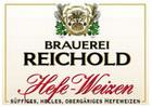 Logo Brauerei Reichold Hefe-Weizen