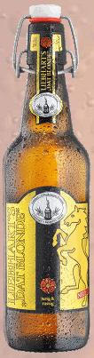 Logo Liebhart`s Dat Blonde Helles BIO Bier