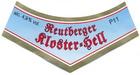 Logo Reutberger Kloster Hell
