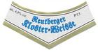 Logo Reutberger Kloster Weisse