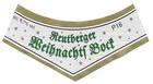 Logo Reutberger Weihnachts Bock