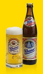 Logo Rhaner Weinachtsbier