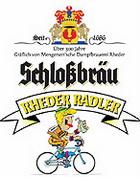 Logo Schlossbräu Rheder Radler
