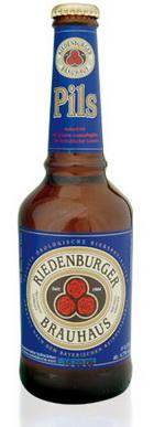 Logo Riedenburger Pils