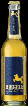 Logo Riegele...golden Seit 1386!