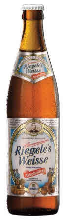 Logo Riegele Weisse Alkoholfrei