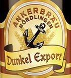 Logo Ankerbräu Nördlingen Dunkel Export