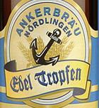 Logo Ankerbräu Nördlingen Edel Tropfen