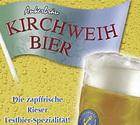 Logo Anker Kirchweih Bier