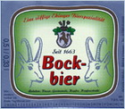 Logo Rösslebräu Bockbier