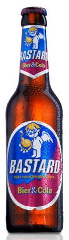 Logo Bastard Bier & Cola