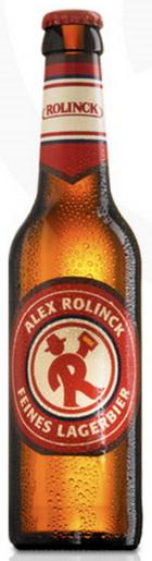 Logo Alex Rolinck Feines Lagerbier