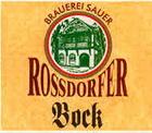 Logo Rossdorfer Bock