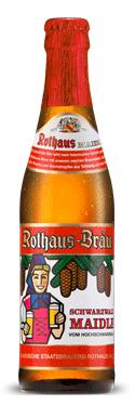 Logo Rothaus Schwarzwald Maidle
