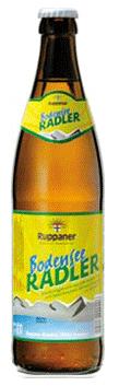 Logo Ruppaner Radler