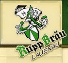 Logo Rupp-bräu Doppelbock