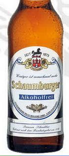 Logo Schaumburger Alkoholfrei