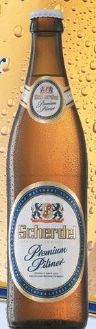 Logo Scherdel Premium Pilsner