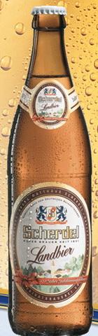 Logo Scherdel Landbier