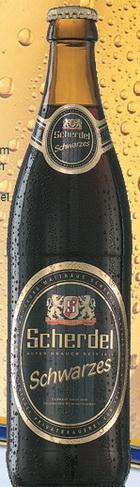 Logo Schwarzes Scherdel