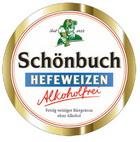 Logo Schönbuch Hefeweizen Alkoholfrei