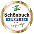 Logo Schönbuch Hefeweizen hell
