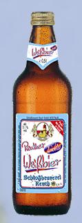 Logo Reuther leichtes Weißbier