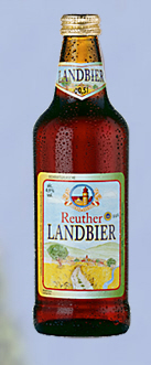 Logo Reuther Landbier