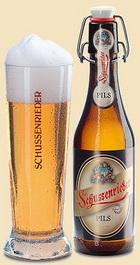 Logo Schussenrieder Pils