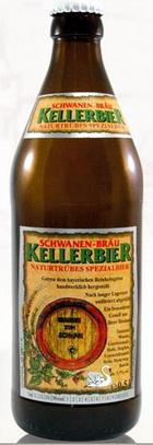 Logo Schwanen-bräu Kellerbier