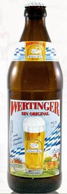 Logo Schwanenbräu Wertinger Original
