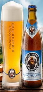 Logo Franziskaner Alkoholfrei