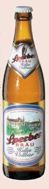 Logo Sperber Bräu Helles Vollbier
