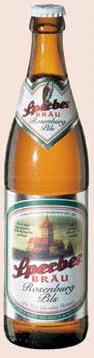 Logo Sperber Bräu Rosenburg Pils
