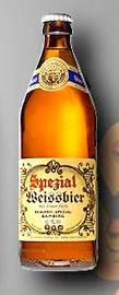 Logo Spezial Weissbier