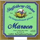 Logo Staffelberg-bräu Märzen