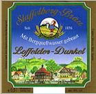 Logo Staffelberg-bräu Landbier Dunkel