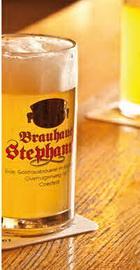 Logo Stephanusbräu